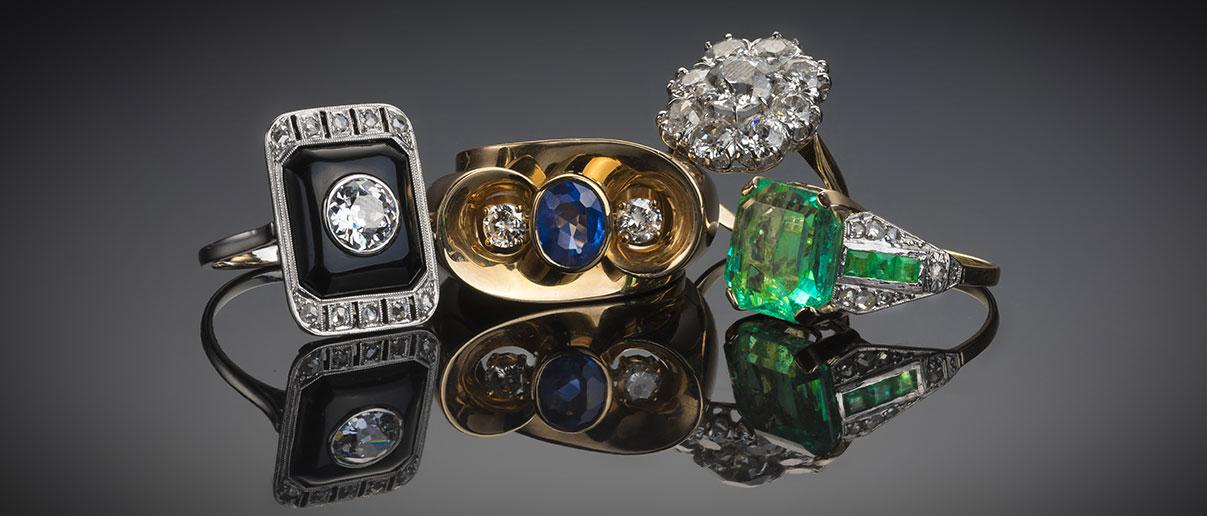 Extrêmement RIONDET | Achat, vente & expertise de bijoux anciens depuis 1965 YA68