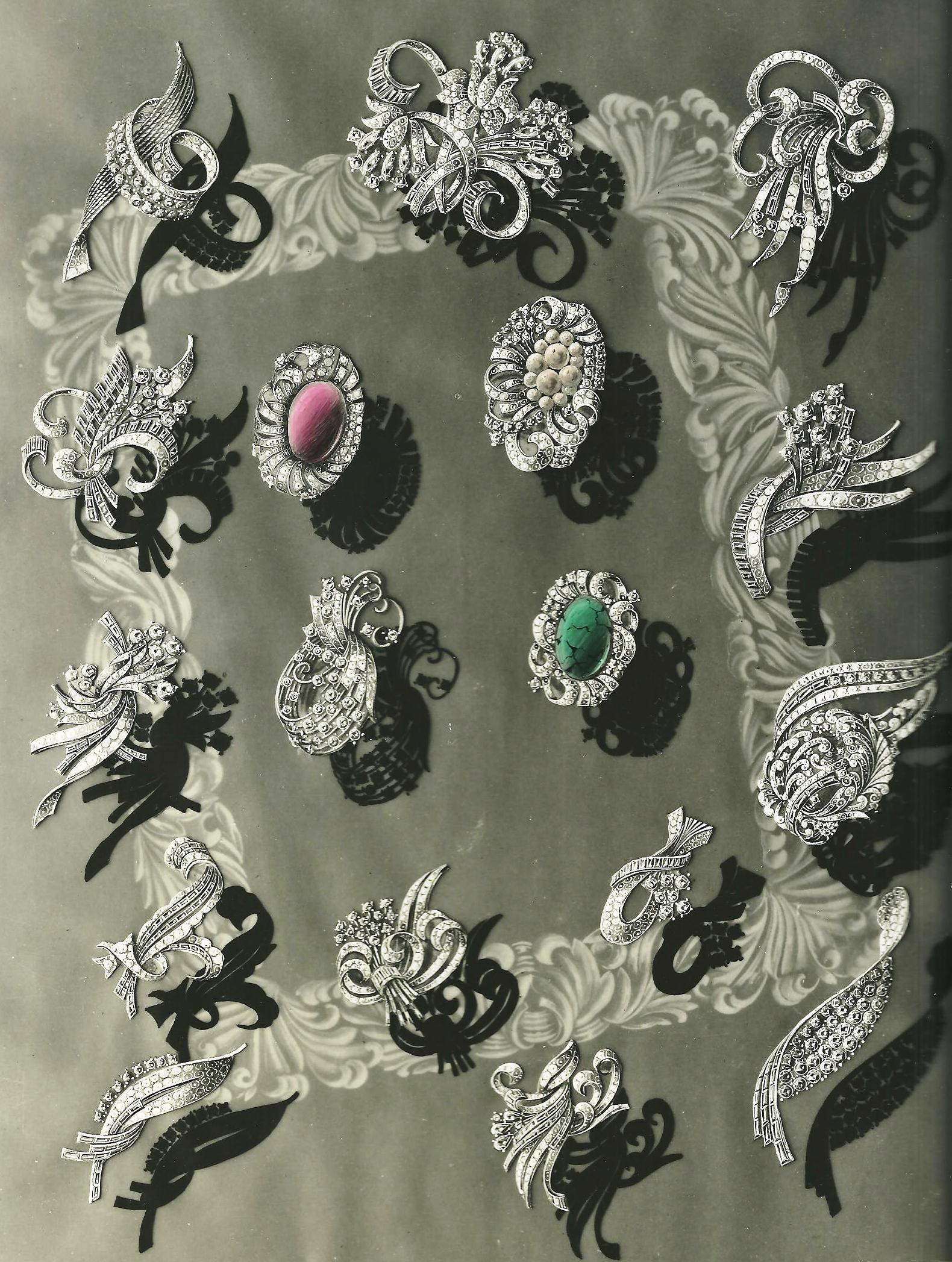 Bijoux Vintage Annee 50 : Bijoux style ann?e