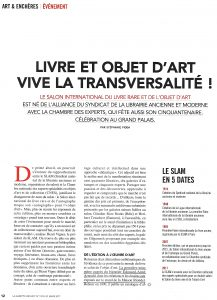 Article Gazette Drouot 310317 1b