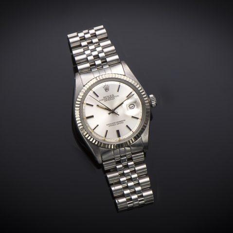 Montre Rolex Datejust vintage 1964
