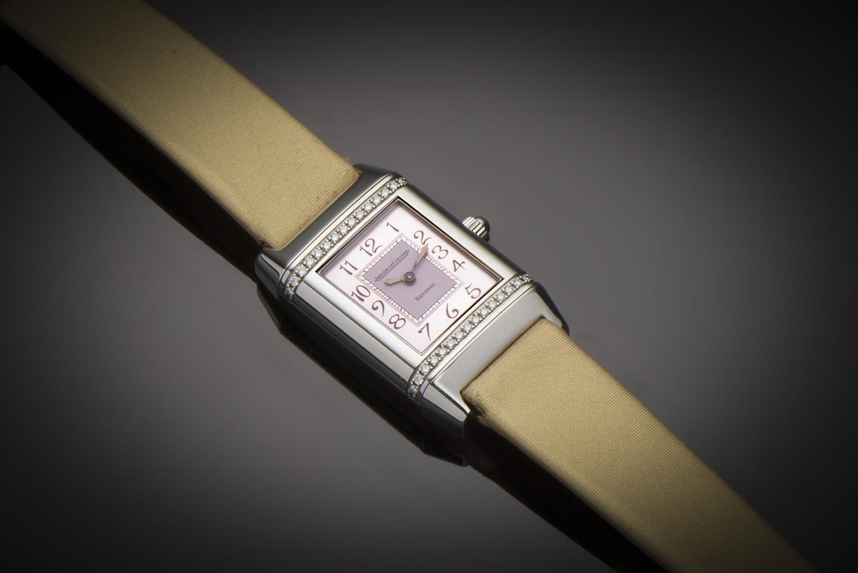 Montre Jaeger-LeCoultre Reverso diamants-1