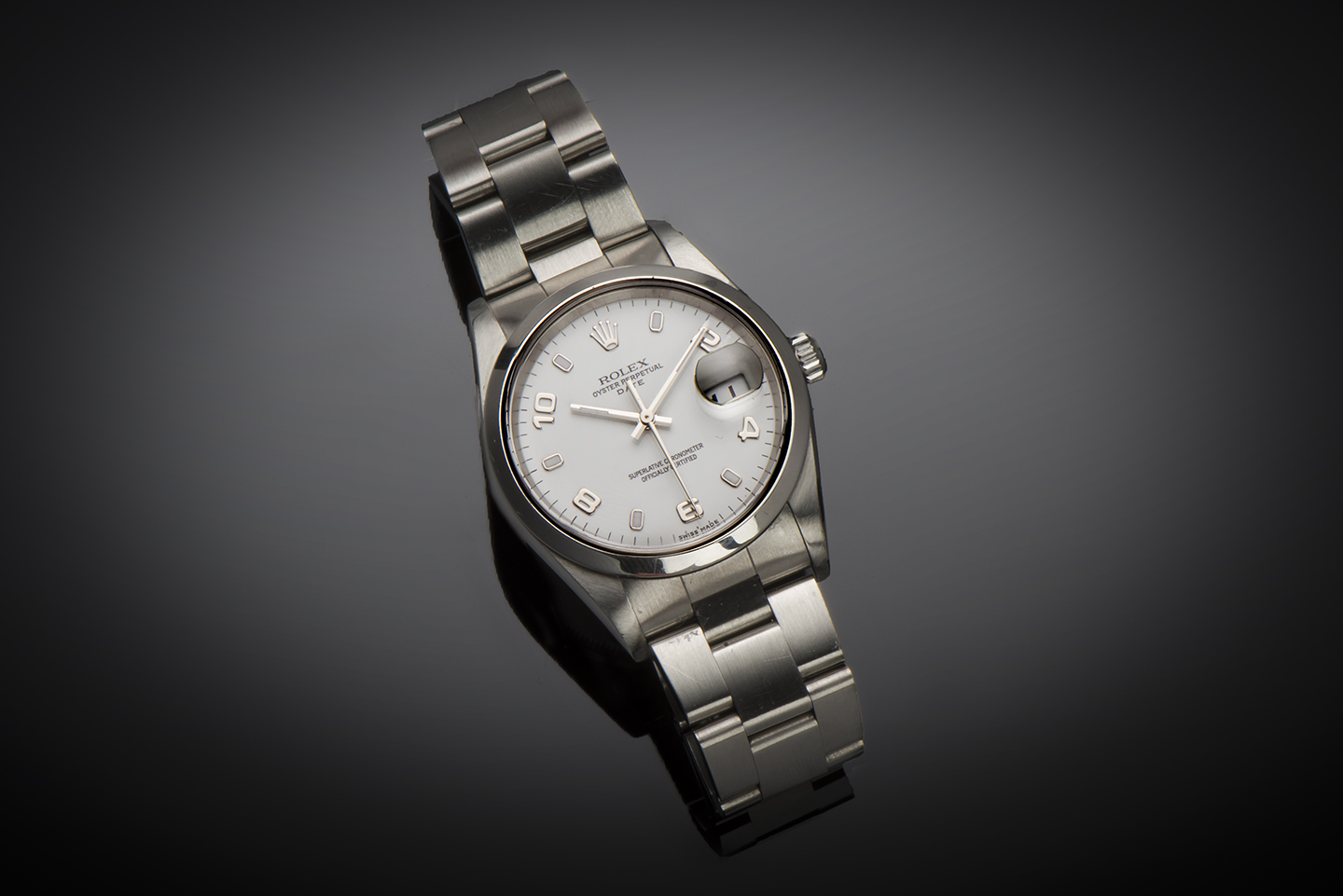Montre Rolex Oyster Perpetual Date-1