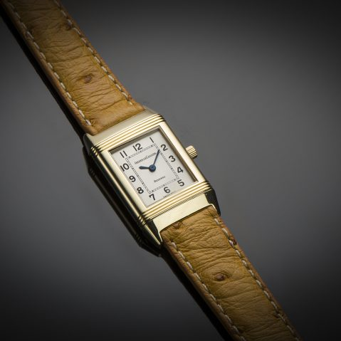 Montre Jaeger-LeCoultre Reverso lady or