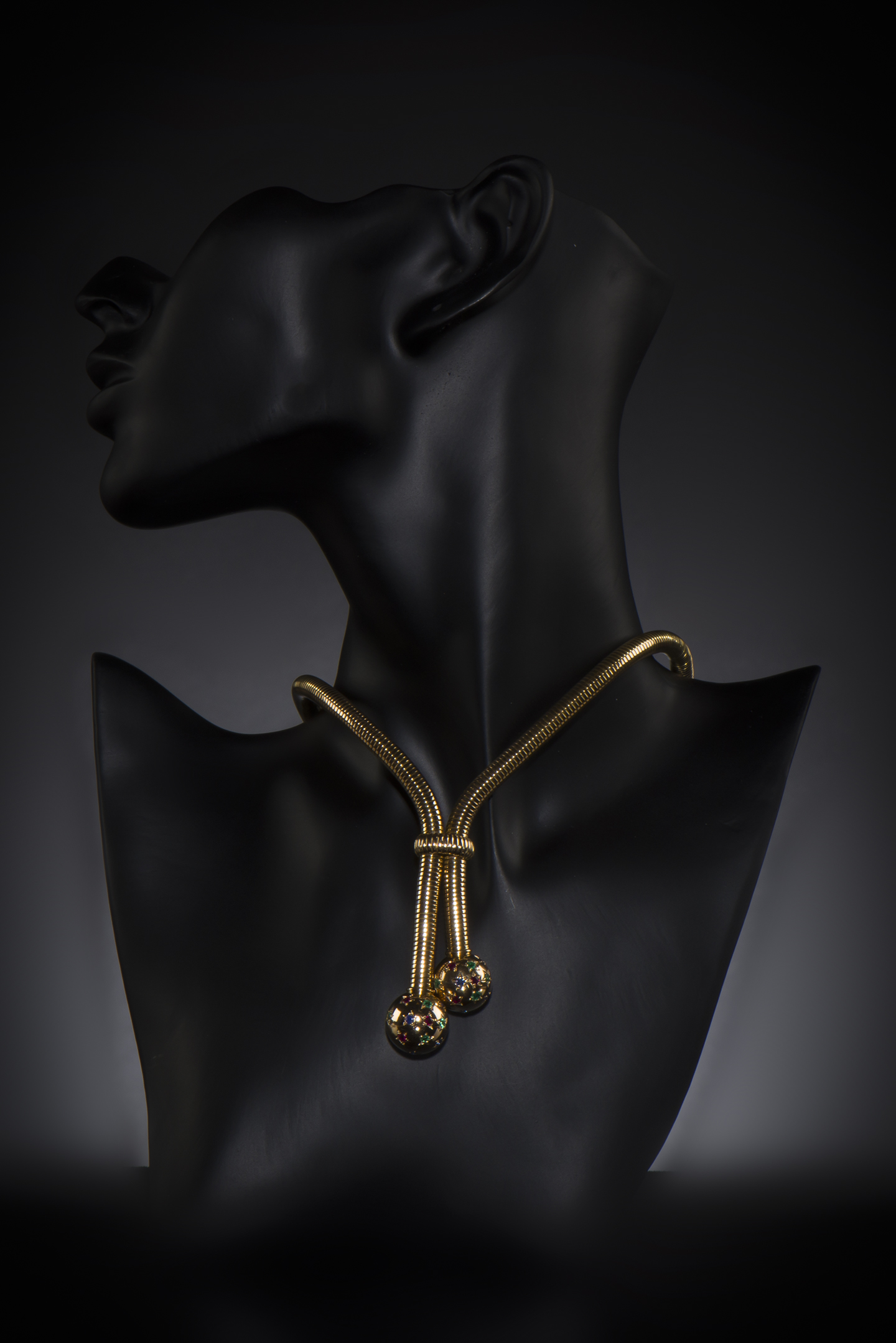 Collier (vers 1940 – 1950)-2
