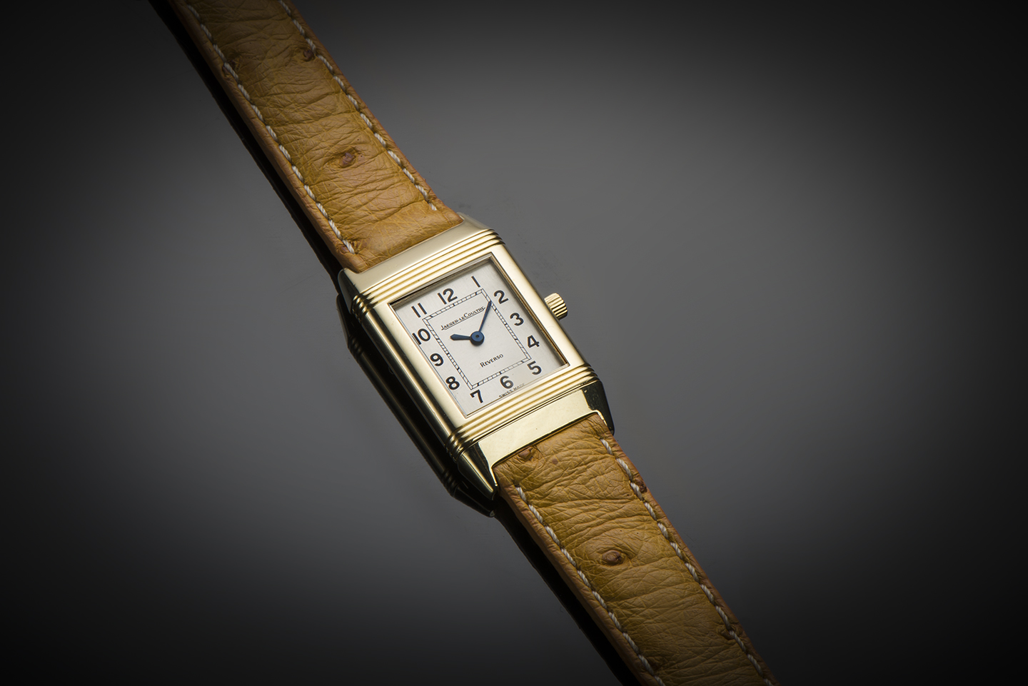 Montre Jaeger-LeCoultre Reverso lady or-1