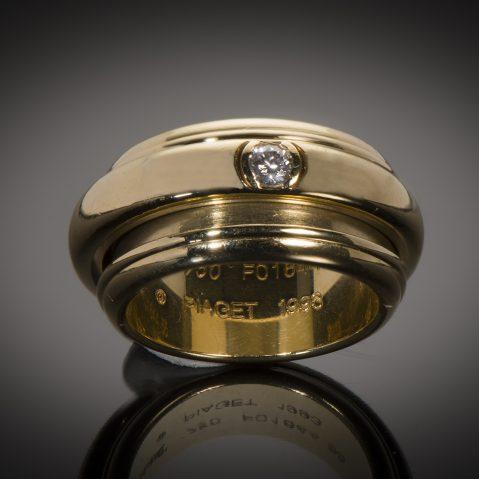 Bague Piaget diamant