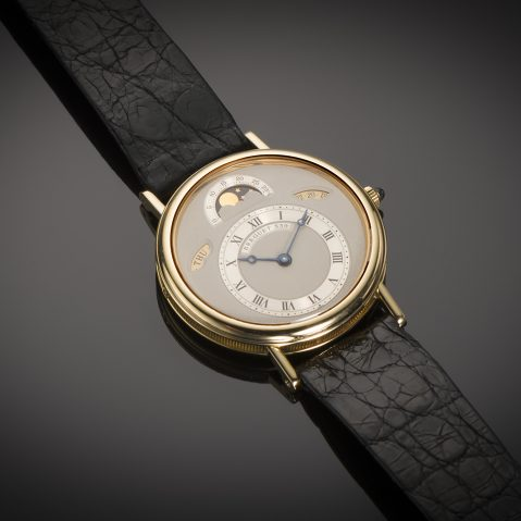 Montre Breguet à complications
