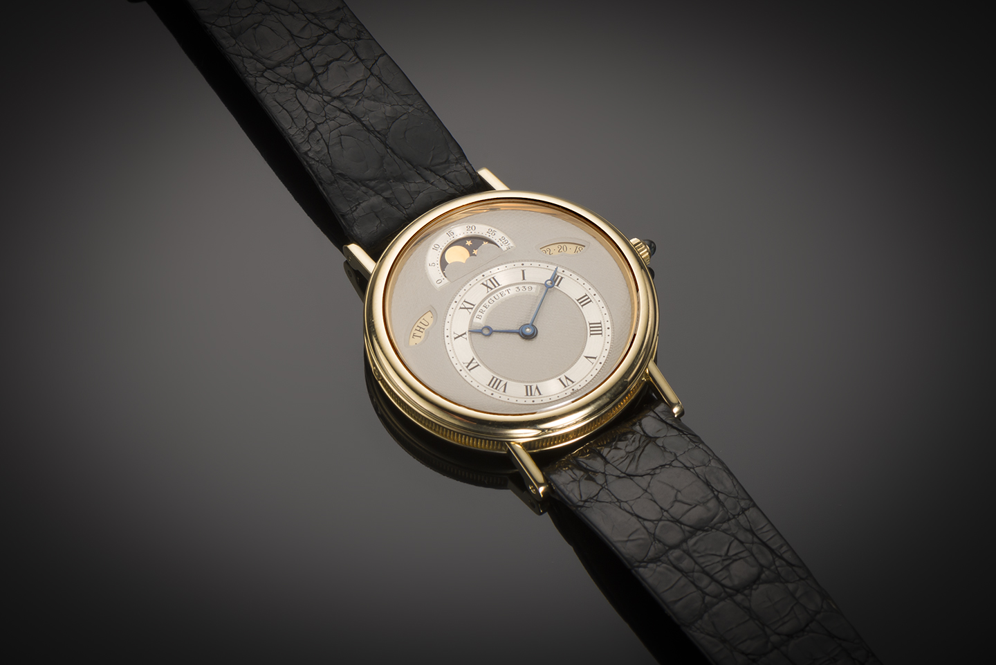 Montre Breguet à complications-1