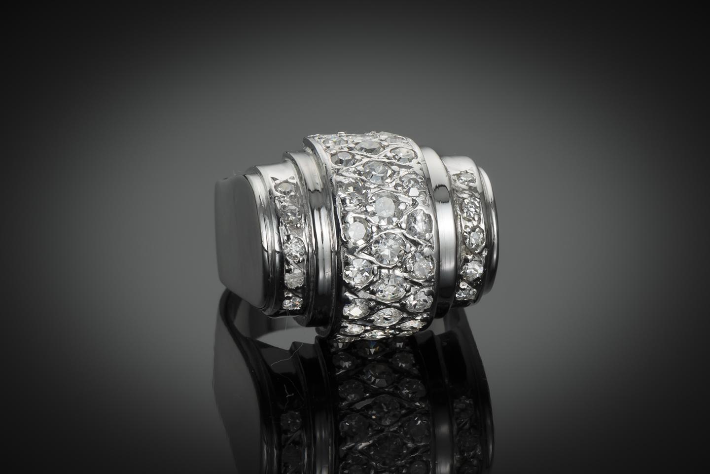 Bague Art Déco diamants-1