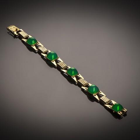 Art Deco bracelet (circa 1930)