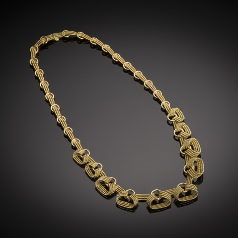 Vintage Van Cleef & Arpels necklace circa 1960