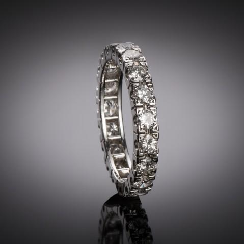 Diamond alliance (1.60 carat)