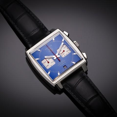 Tag Heuer Monaco Steve McQueen CAW2111 Watch