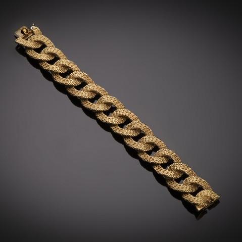 Vintage Van Cleef & Arpels bracelet circa 1960