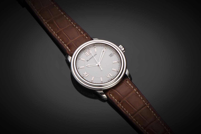 Blancpain Léman Ultra Slim watch-1