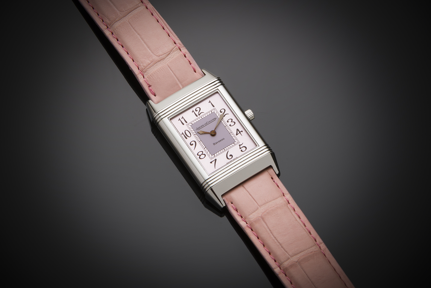 Jaeger LeCoultre Reverso classic watch-1