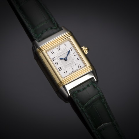 Jaeger LeCoultre Reverso Duetto watch