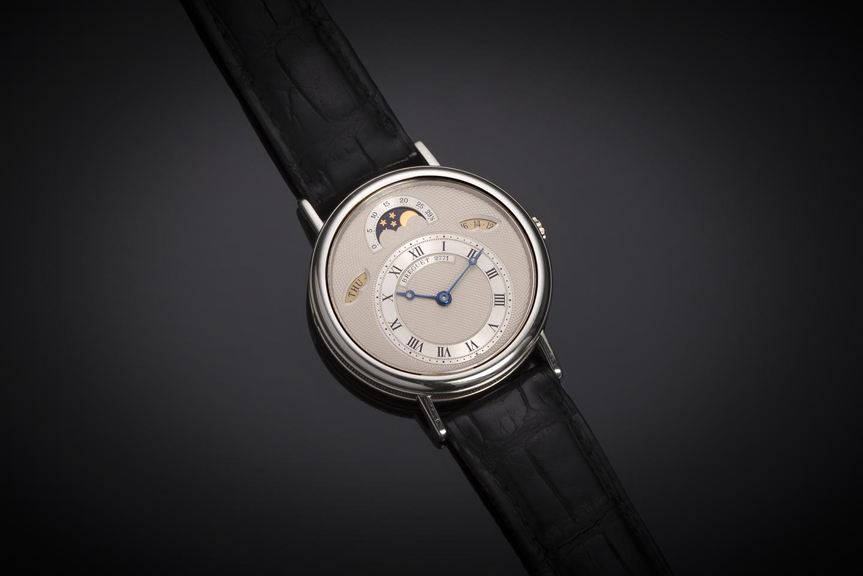 Breguet watch with platinum complications-1
