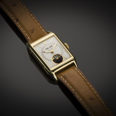 Jaeger-LeCoultre complications watch