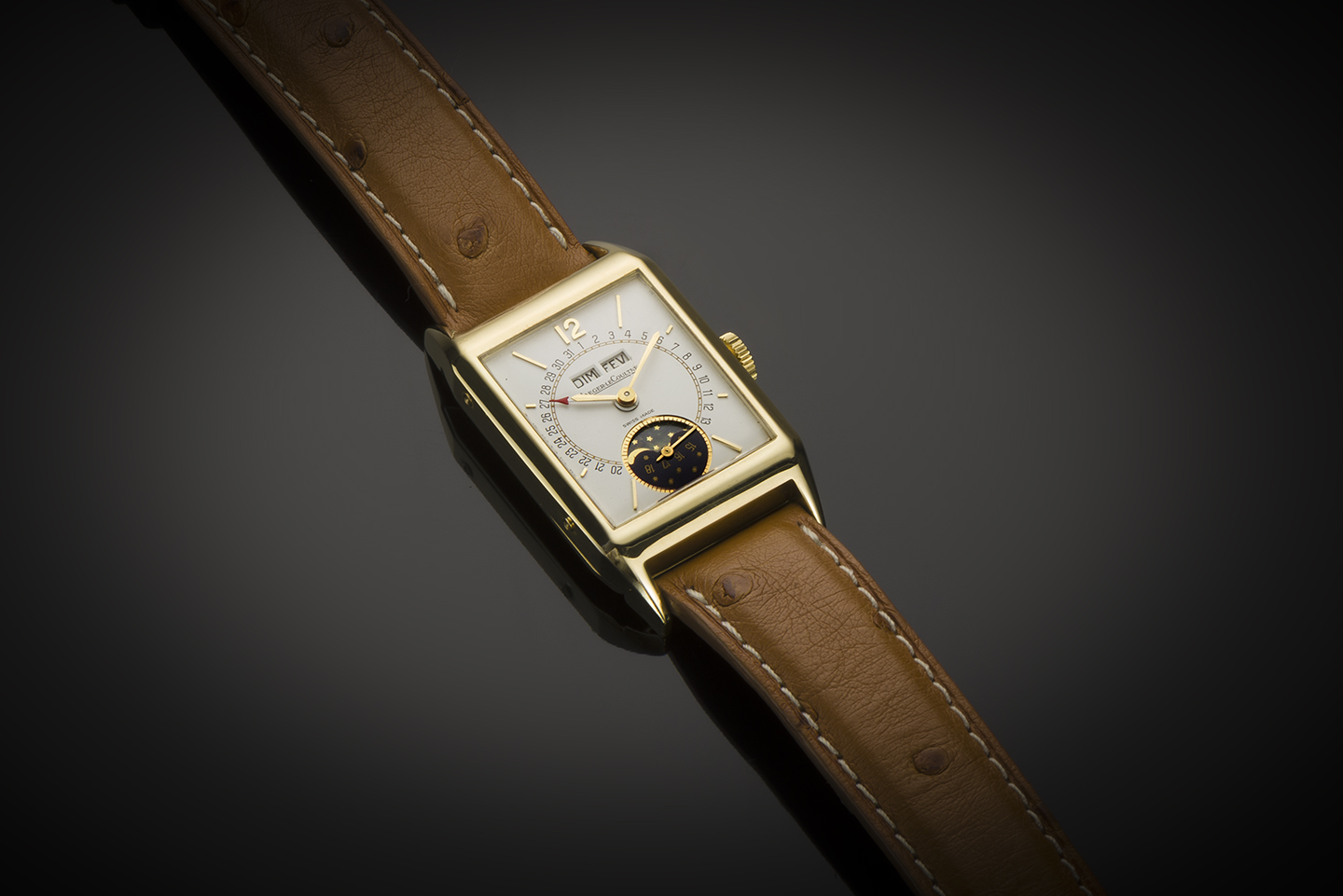 Jaeger-LeCoultre complications watch-1