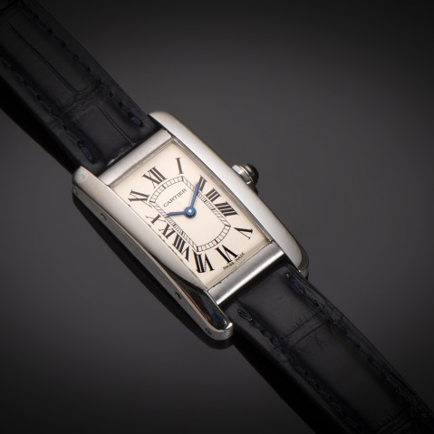 Cartier Tank American watch