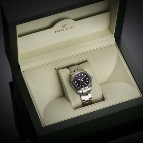 Rolex Oyster Perpetual 31 mm watch