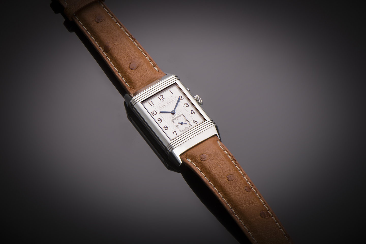 Jaeger LeCoultre Reverso Duoface Night & Day watch-1