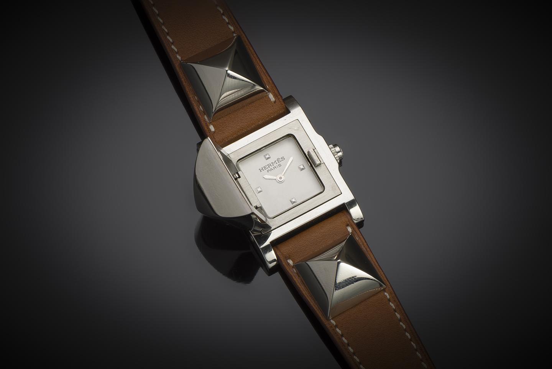 Hermès Médor watch-1