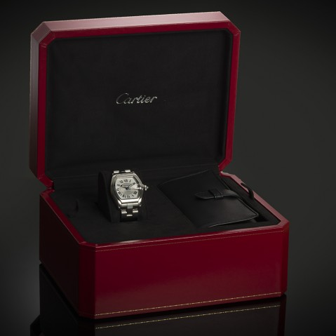 Cartier Roadster watch (full set)