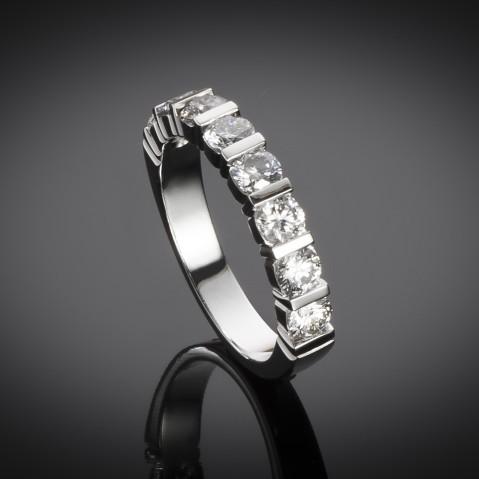 Diamond alliance (IGI D SI1 certificate)