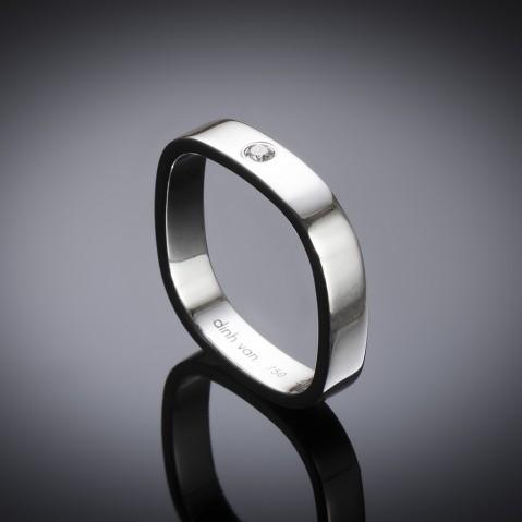 Dinh Van diamond ring