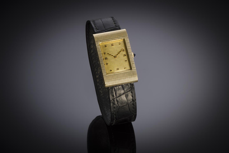 Vintage Boucheron Reflet watch-1