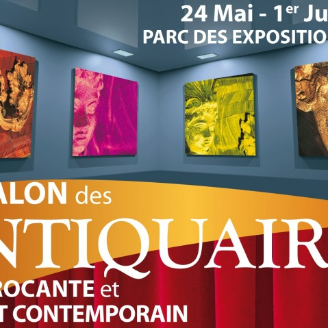 Salon des antiquaires de Dijon