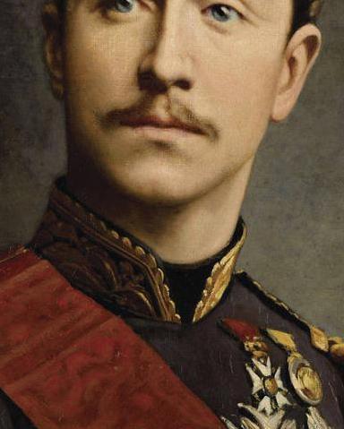 Acquisition d'un bracelet reliquaire du Prince Imperial par le palais de Compiègne auprès de la maison Riondet