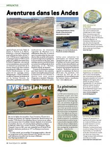 Classic & Sports Car juin 2016