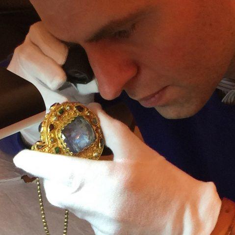 Save the date/ 5 janvier 2017 conférence de l'AFG Lyon: Le talisman de Charlemagne, nouvelles découvertes