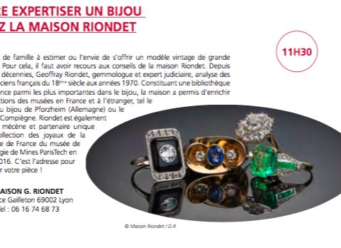 Retrouvez-nous dans le magazine EMOI avec un dossier spécial Lyon