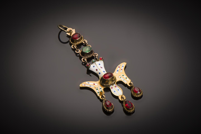 Saint-Esprit fin XIXe siècle (poinçon tête de cheval)-1