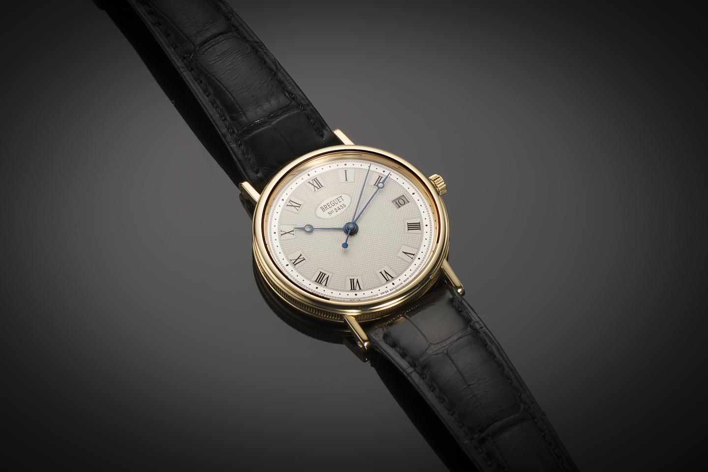 Montre Breguet classique date-1