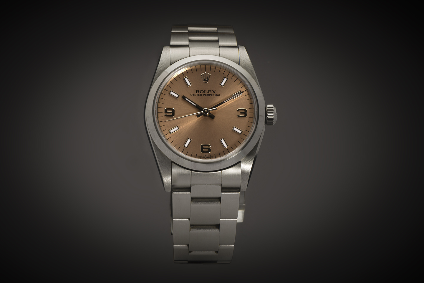 Montre Rolex Oyster Perpetual Lady-1