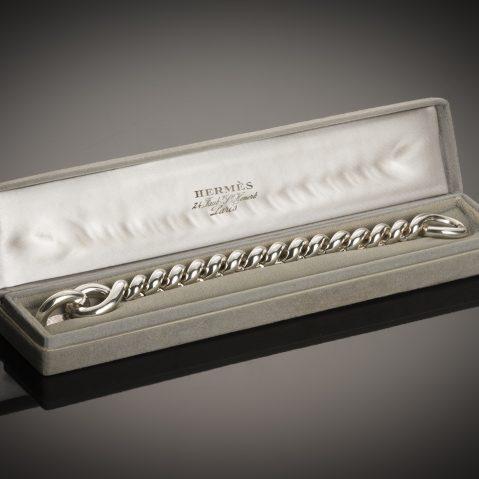 Bracelet Hermès vers 1970