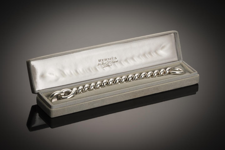 Bracelet Hermès vers 1970-1