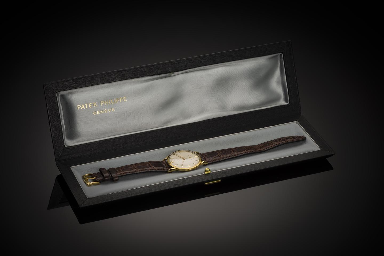 Montre bracelet Patek Philippe (vers 1950)-2