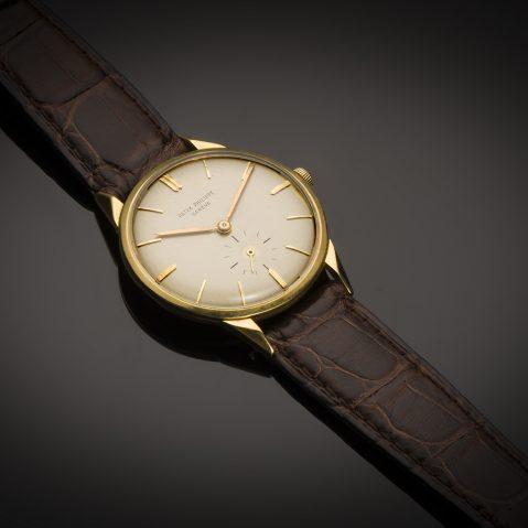 Montre bracelet Patek Philippe (vers 1950)