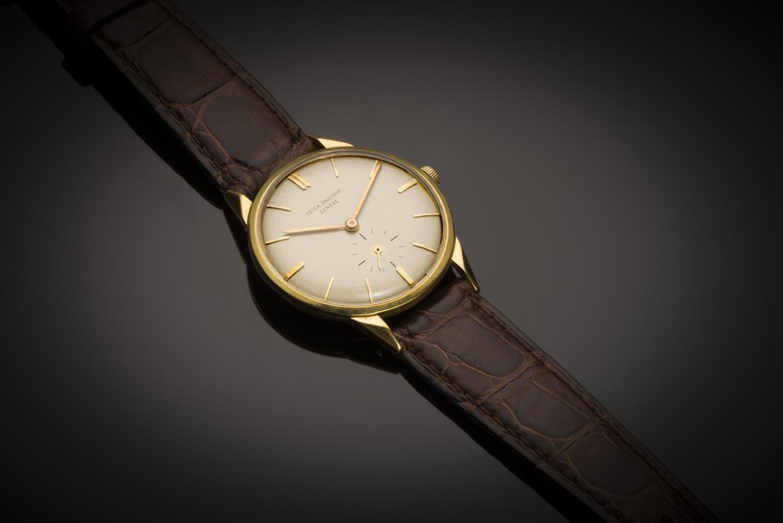 Montre bracelet Patek Philippe (vers 1950)-1