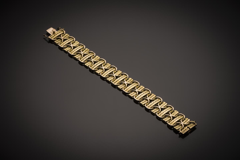Bracelet vers 1950-1