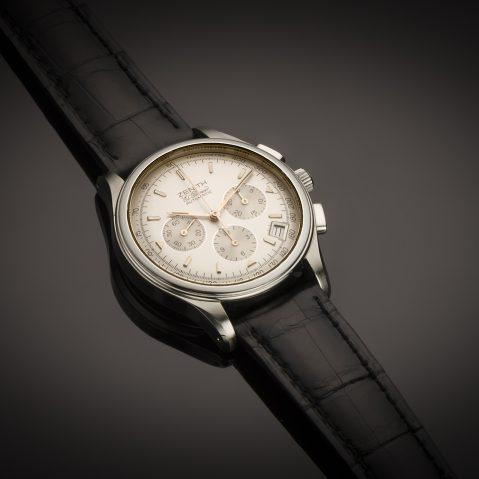 Montre Zénith chronographe El Primero