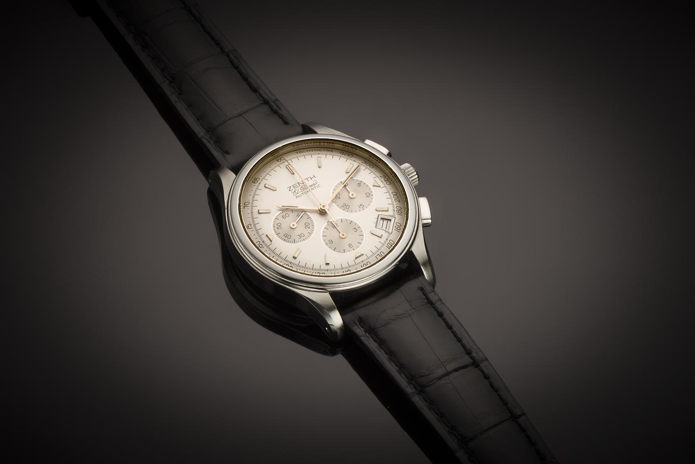 Montre Zénith chronographe El Primero-1
