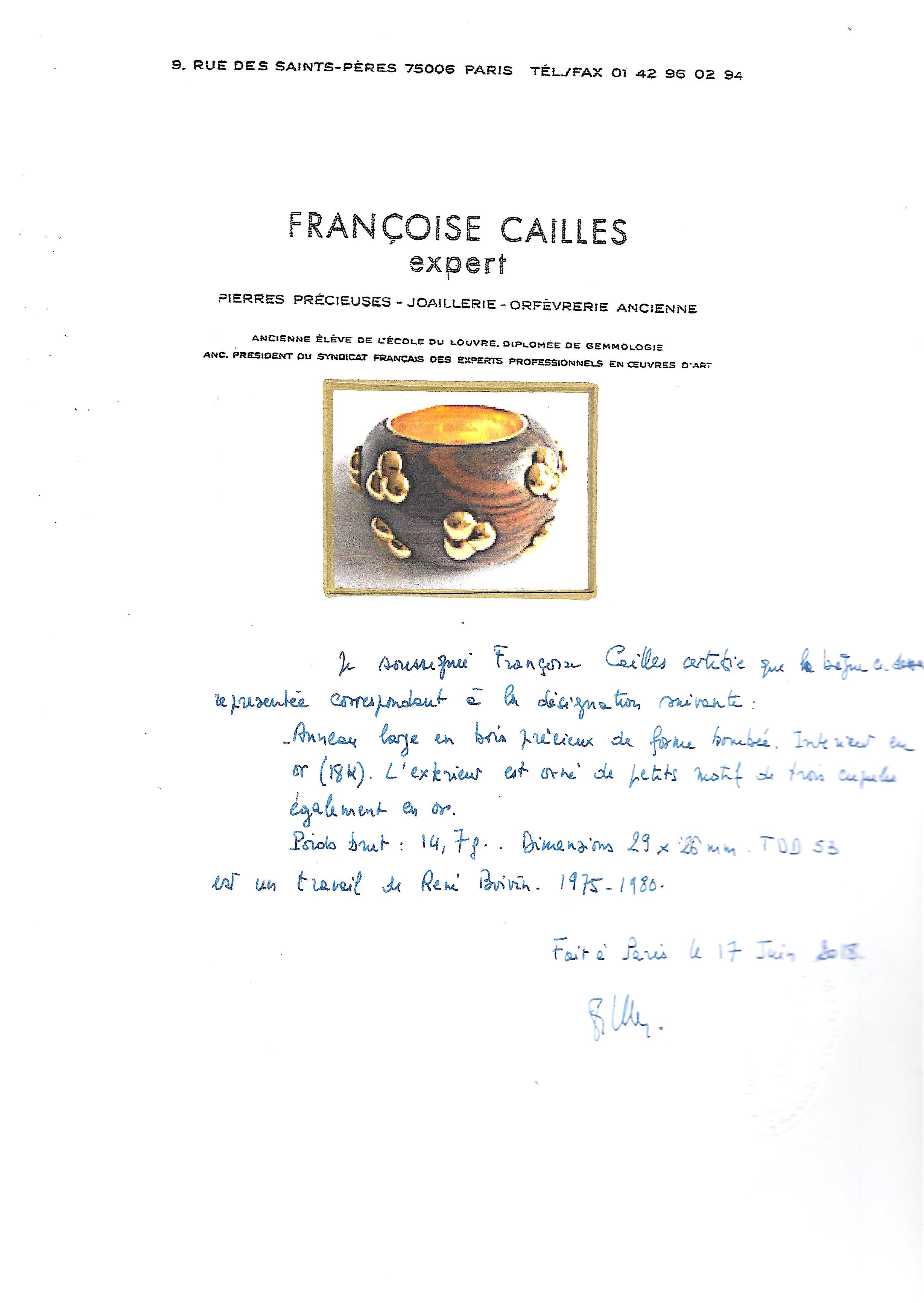Bague Boivin (certificat F. Cailles)-3
