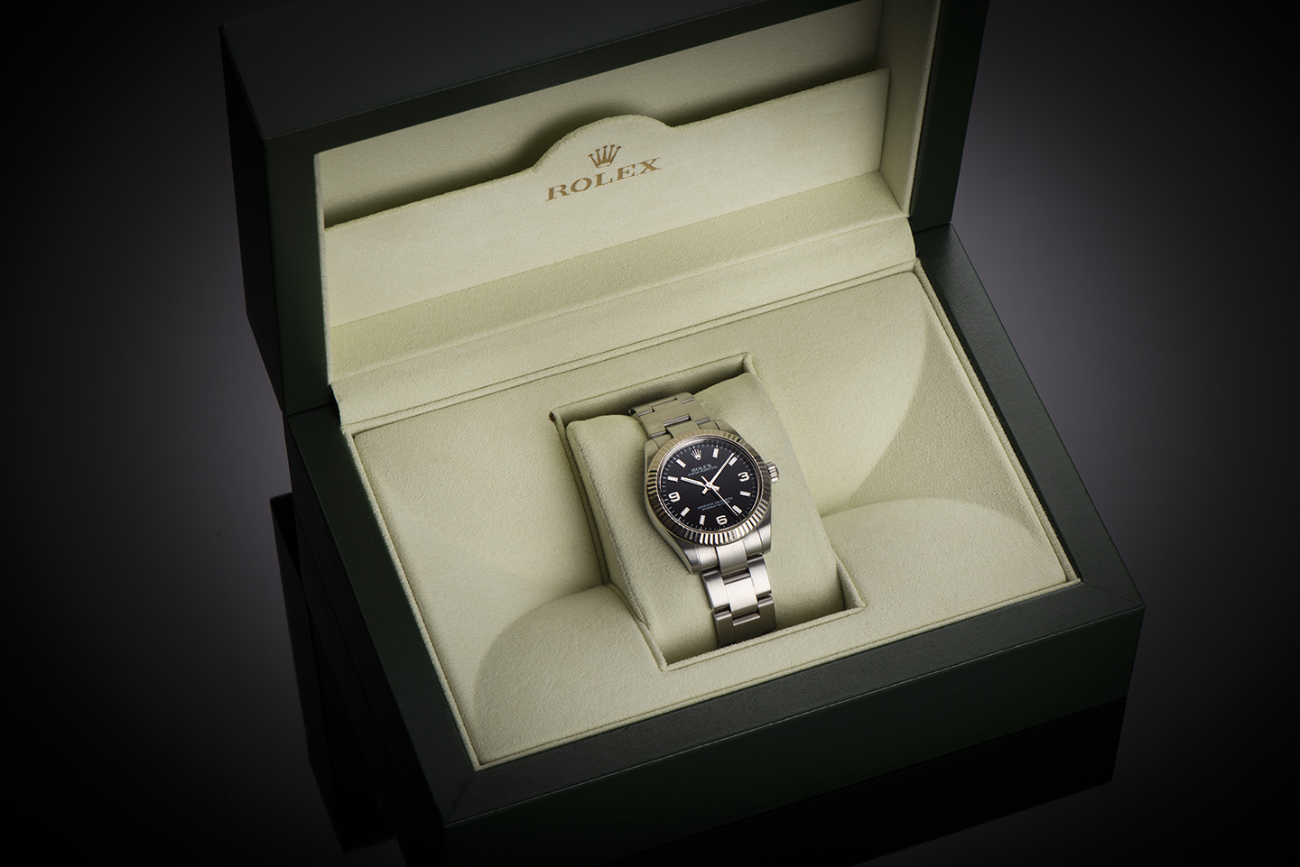 Montre Rolex Oyster Perpetual 31 mm-1